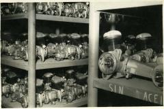 Stock de motores