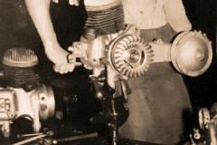 Trabajador Fábrica Siambretta