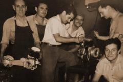 Trabajadores Fábrica Siambretta