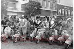 Siambrettas en Carnaval