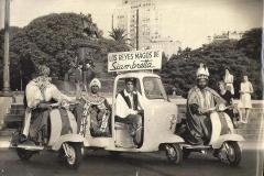 Reyes Magos de Siambretta