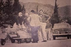 La Siambretta y Fangio