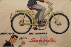 "Siambretta 48 ""Motorice sus piernas"""
