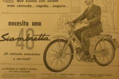 Siambretta 48 en Rosario