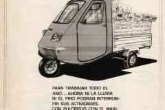 Publicidad Frambretta