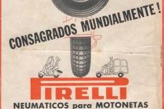 Publicidad Pirelli