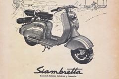 Publicidad Siamlambretta 125 LD