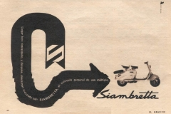 Publicidad Siambretta 125